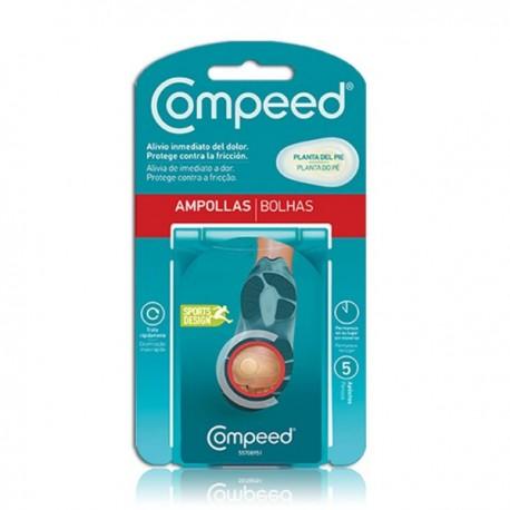 COMPEED AMPOLLAS PLANTA DEL PIE 5 UDS