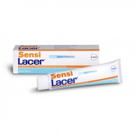 SENSILACER GEL DENTAL 125 ML.