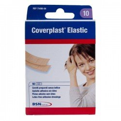 COVERPLAST ELASTIC IMPERMEABLE 10 UDS