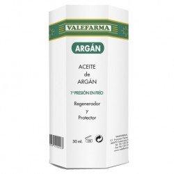 ACEITE PURO DE ARGAN VALEFARMA 30 ML