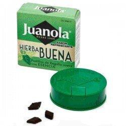 PASTILLAS JUANOLA HIERBABUENA 6 GR