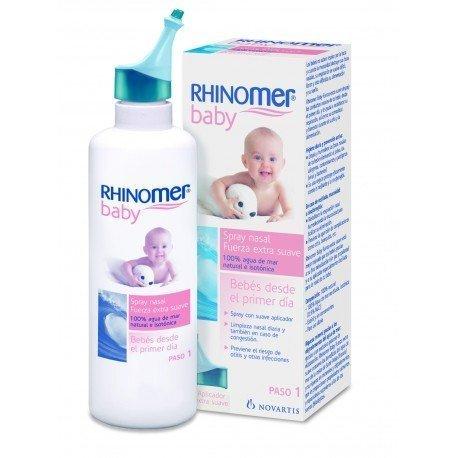 RHINOMER BABY FUERZA EXTRA-SUAVE 115 ML