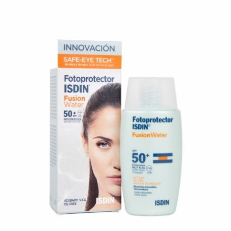 FOTOPROTECTOR ISDIN 50+ FUSION WATER 50M