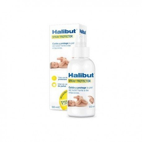 HALIBUT INFANTIL SPRAY PAÑAL 100 ML