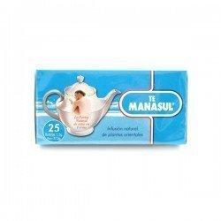 MANASUL TE INFUSION 25 BOLSITAS