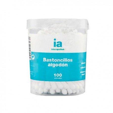 BASTONCILLOS OIDOS INTERAPOTHEK NEO 100 U