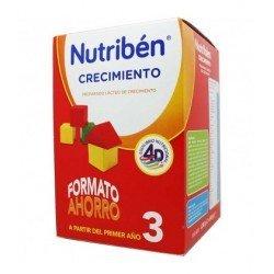 NUTRIBEN CRECIMIENTO 1200 G