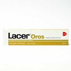 LACER OROS PASTA DENTAL 125 ML.