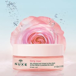 NUXE VERY ROSE MASCARILLA-GEL LIMPIADORA ULTRA-FRESCA 150 ML