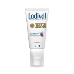 LADIVAL ACCION ANTIMANCHAS TOQUE SECO FPS 50+ 50 ML
