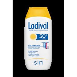 LADIVAL PIEL SENSIBLE FPS 50+ 200 ML