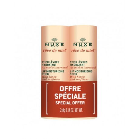 NUXE STICK LABIAL LOTE 2 UND 50%