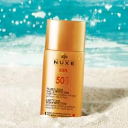 NUXE SUN CREMA FACIAL FLUIDO PROTECION 50