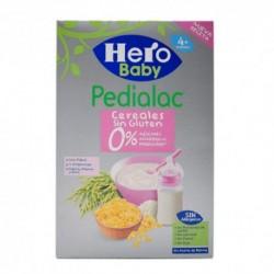 PEDIALAC PAPILLA CEREALES SIN GLUTEN HERO BABY 340 G