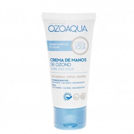 OZOAQUA CREMA DE MANOS DE OZONO 1 ENVASE 50 ML