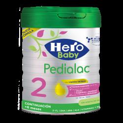 HERO BABY PEDIALAC 2 LECHE 800 GR