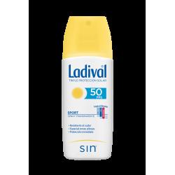 LADIVAL SPORT SPRAY TRANSPARENTE 50+ 150 ML