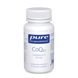 PURE ENCAPSULATIONS COQ10 30 CAPSULAS