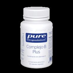 PURE ENCAPSULATIONS COMPLEJO B PLUS 60 CAPSULAS