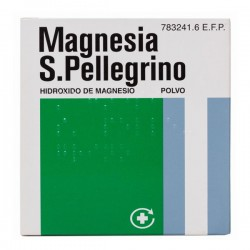 MAGNESIA SAN PELLEGRINO 3,6 G 20 SOBRES POLVO PARA SUSPENSION ORAL