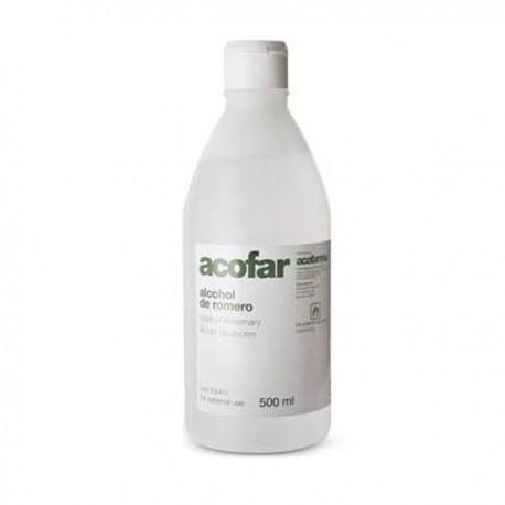 ALCOHOL DE ROMERO ACOFAR 500 ML.